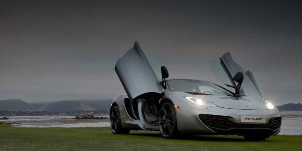 Une super McLaren en préparation ?