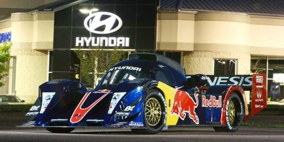 Bientôt une super sportive Hyundai?