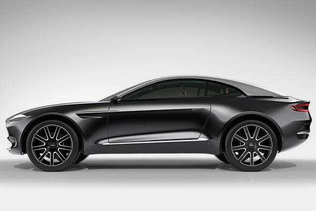 Aston Martin produira son SUV au Pays de Galles