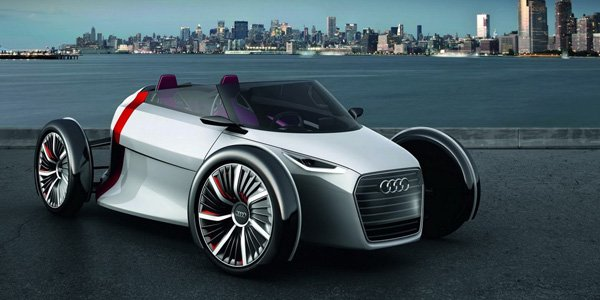 Salon Francfort : Audi Urban Concept