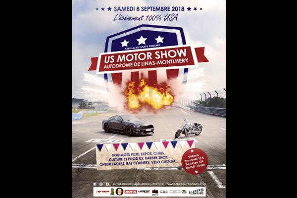L'US Motor Show s'installe à Montlhéry