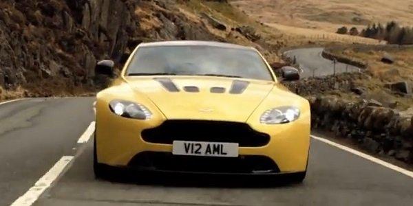 L'Aston Martin V12 Vantage S en chiffres