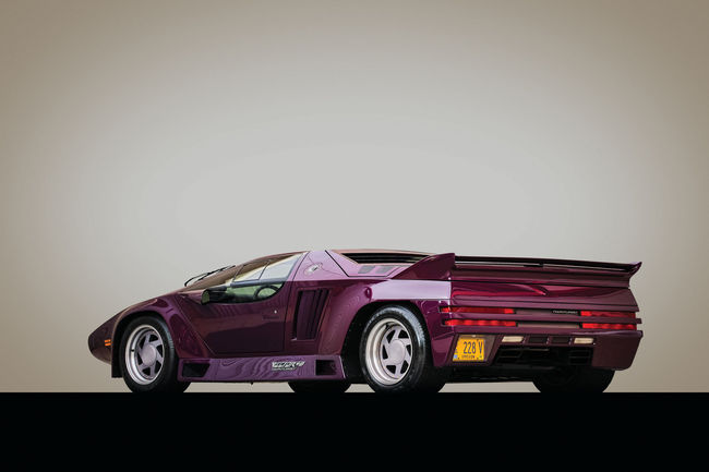 RM Sotheby's : Vector W8 Twin Turbo 1991