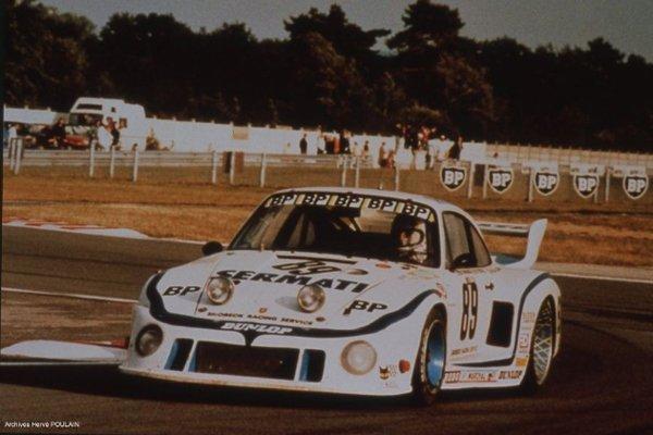 Résultat mitigé pour Artcurial Motorcars au Mans Classic