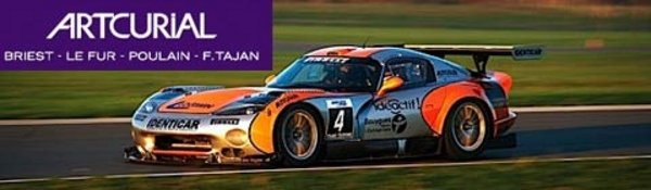 Vente Artcurial au Mans le 30 septembre