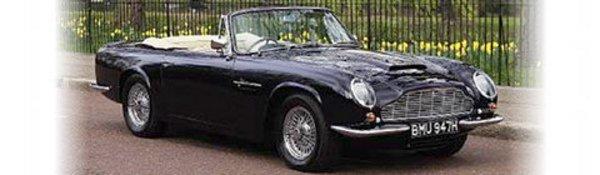 Vente Aston Martin à Newport Pagnell