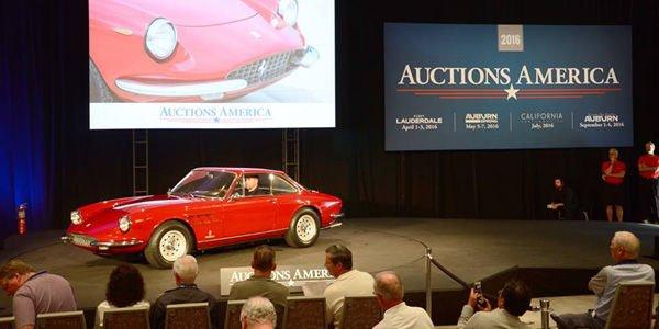 Résultats de vente Auctions America à Head Island
