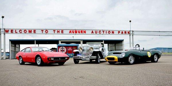 Affluence record pour la vente Auctions America à Auburn