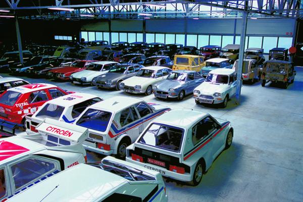 Vente aux enchères Citroën Héritage