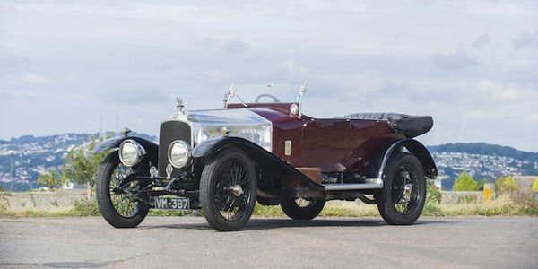 Vente Bonhams au National Museum de Beaulieu