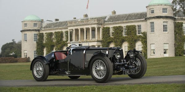 Vente Bonhams au Festival of Speed de Goodwood