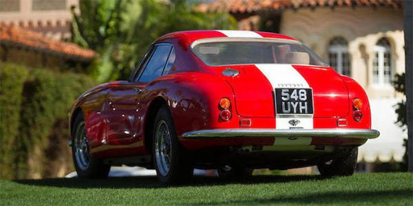 Vente Bonhams Quail Lodge Auction