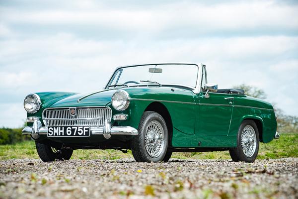 Vente Classic Car Auctions à Leamington Spa