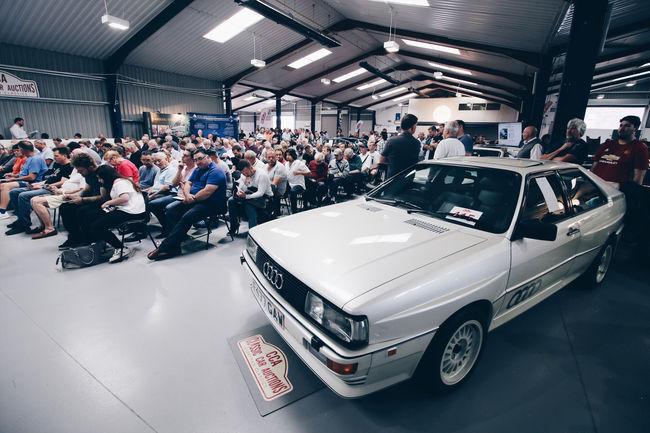 Vente réussie pour Classic Car Auctions à Lemington Spa