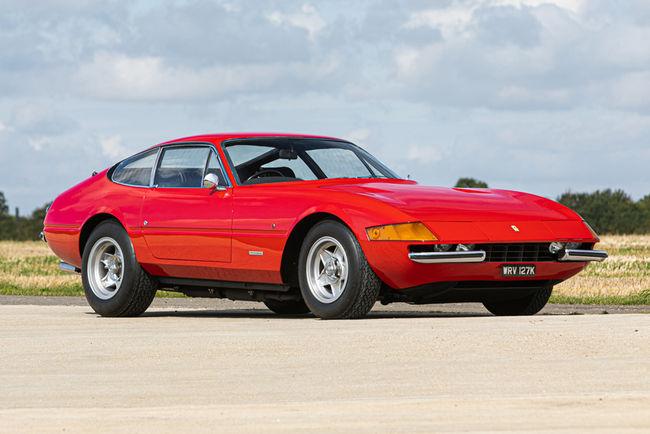 Silverstone Auctions : les résultats de la vente Porsche-Ferrari