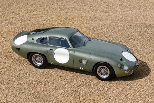 RM Sotheby's : vente record pour l'Aston Martin DP215