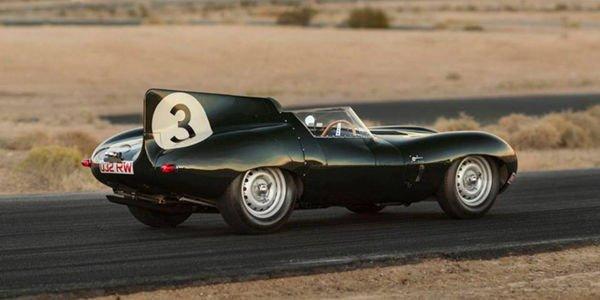 Une Jaguar Type D Long Nose en vente chez RM Sotheby's