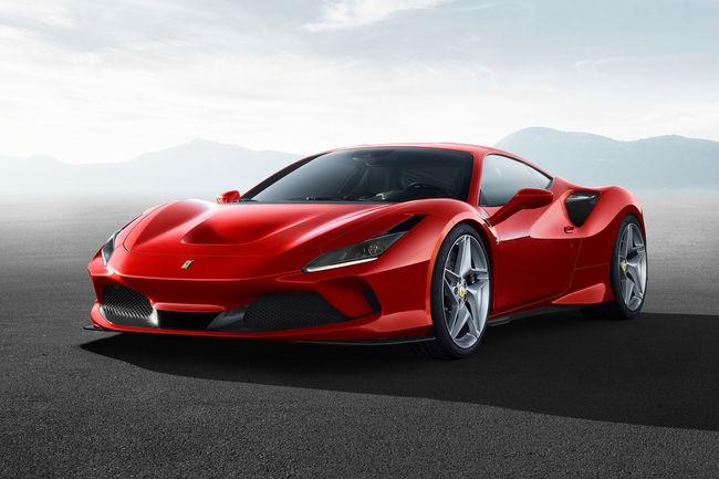 Ventes : début d'année record pour Ferrari