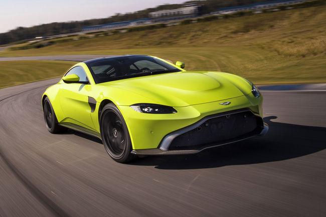 Ventes : Aston Martin vers une année record