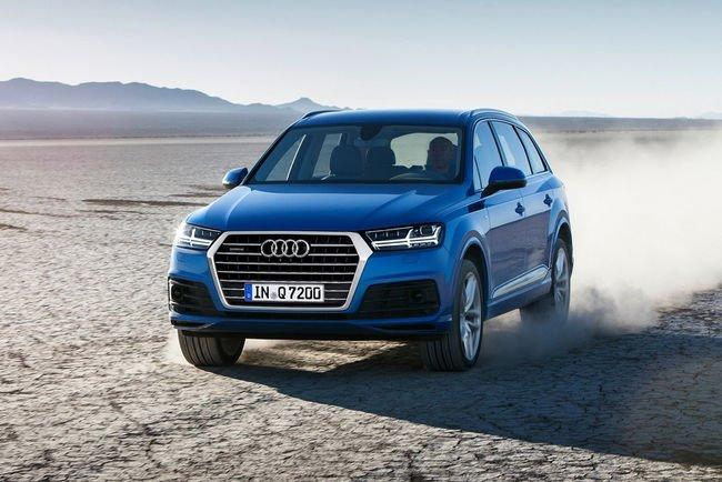 Ventes : bon début d'année pour Audi