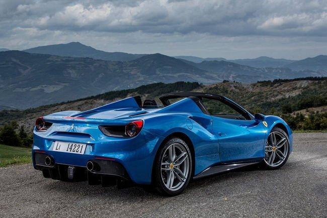 Ventes : premier trimestre 2016 record pour Ferrari