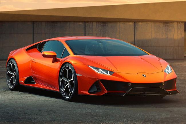 Nouveau record de ventes pour Lamborghini en 2018