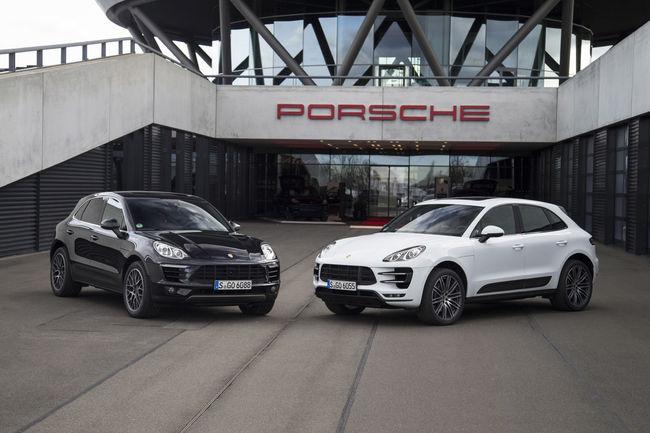 Ventes 2016 : nouveau record pour Porsche