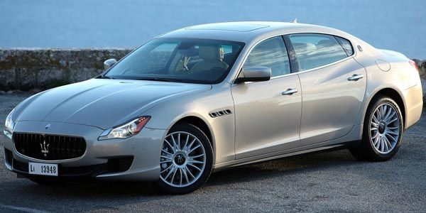 Ventes : nouvelle année record pour Maserati