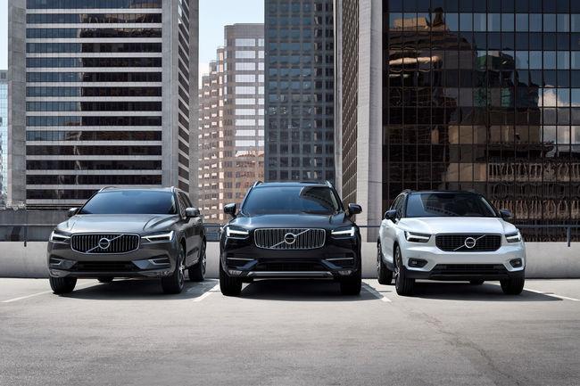 Ventes : nouveau record pour Volvo Cars en 2018