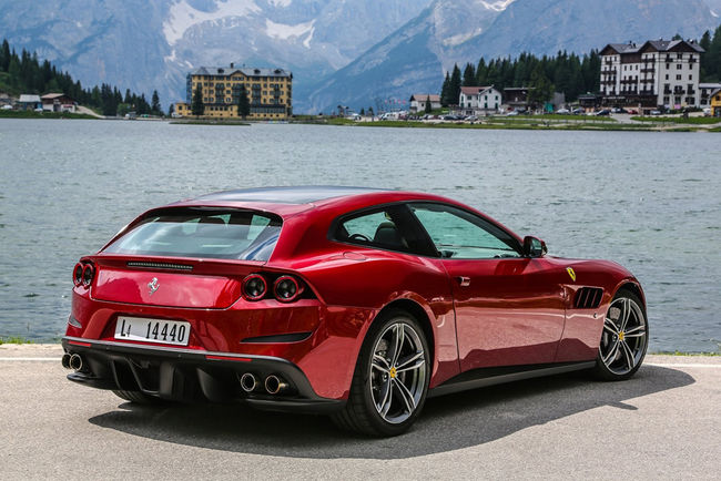 Ventes : premier trimestre record pour Ferrari