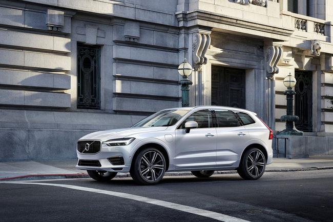 Ventes : déjà un record pour Volvo Cars