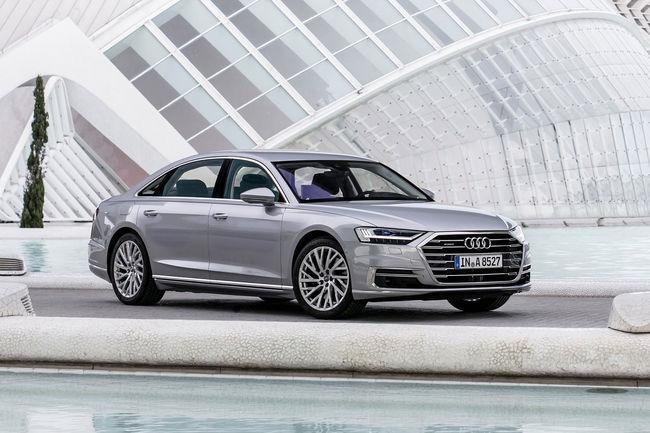 Ventes en baisse pour Audi en 2018
