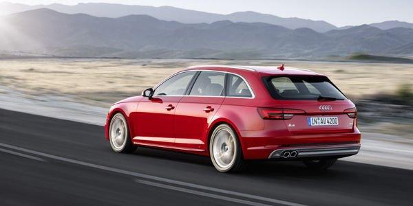 Ventes en hausse pour Audi sur 2015