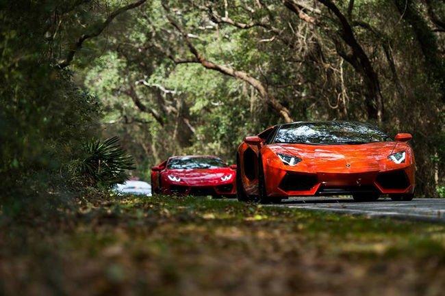 Ventes en hausse pour Lamborghini