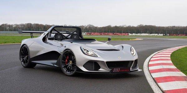 Ventes en hausse pour Lotus en 2015