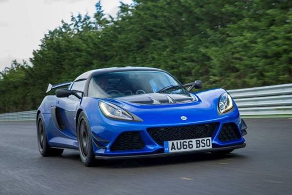 Ventes en hausse pour Lotus en 2016