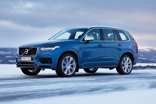 Ventes en hausse pour Volvo Cars