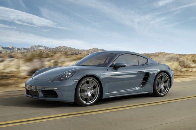 Ventes en progression au 1er semestre 2016 chez Porsche