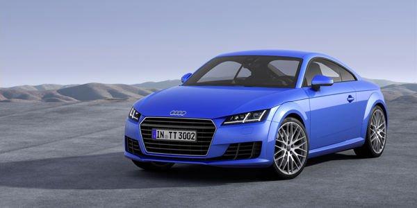 Les ventes d'Audi toujours en hausse