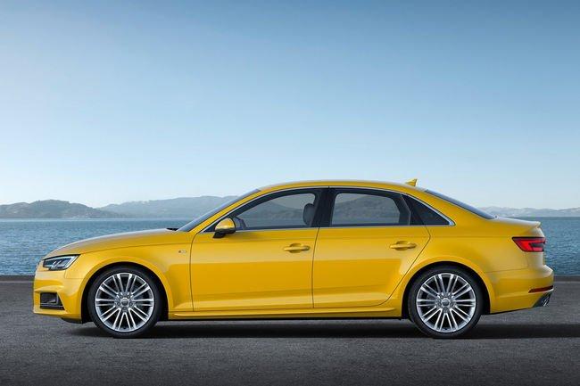 Ventes en progression pour Audi
