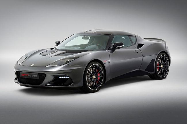 Les ventes de Lotus Cars en constante progression