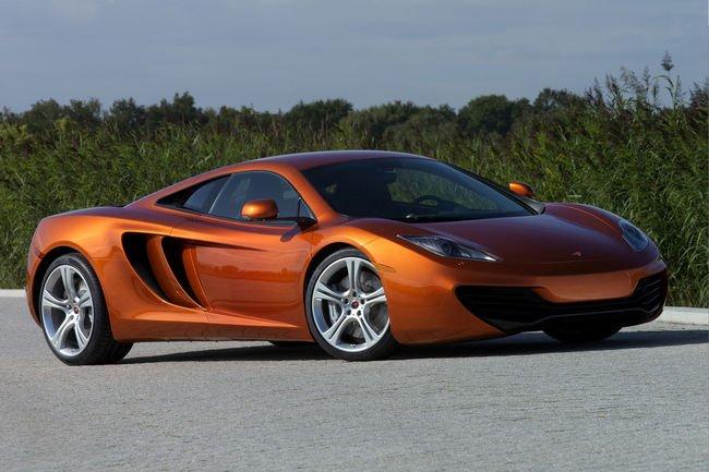 Ventes en progression pour McLaren