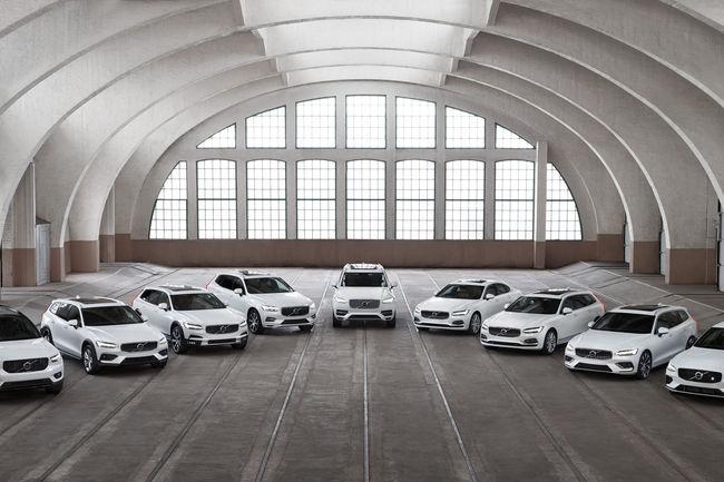 Ventes France : nouvelle année record pour Volvo