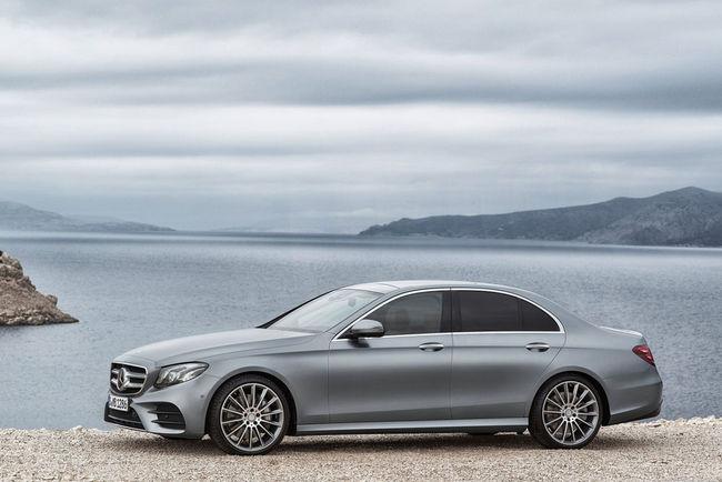 Ventes : année record pour Mercedes France