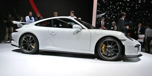 Record de ventes pour Porsche en 2012