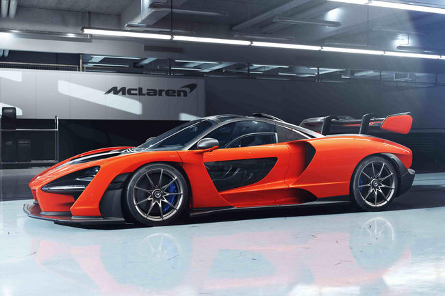 Ventes : McLaren maintient son cap en 2017