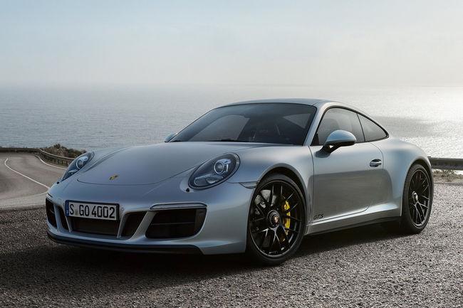 Ventes : 1er trimestre record pour Porsche