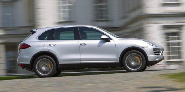Croissance record pour les ventes Porsche
