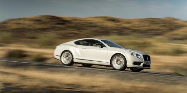 Bentley se dirige vers des ventes record