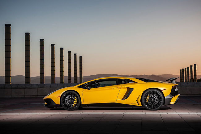 Ventes : nouvelle année record pour Lamborghini